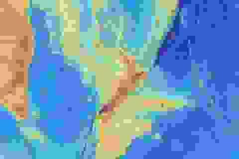 Lục địa thứ 8 của Trái Đất bị thất lạc