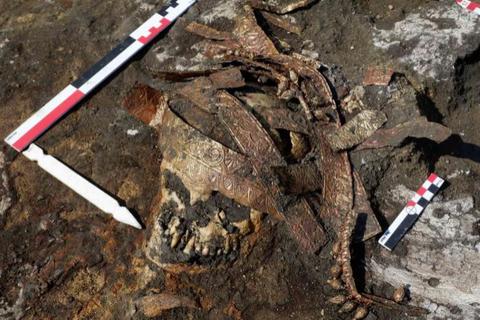 Sự thật về huyền thoại của những chiến binh Scythian cổ đại