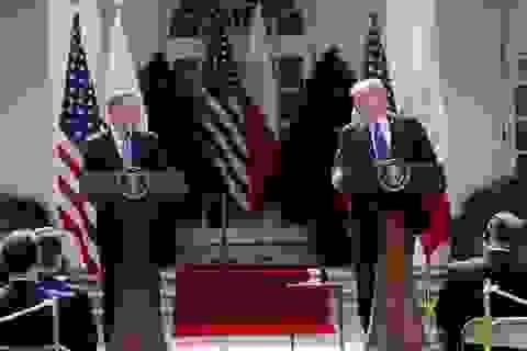 """Ông Trump muốn """"nắn gân"""" Nga khi điều quân từ Đức tới Ba Lan"""