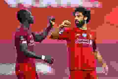 Những khoảnh khắc thăng hoa trở lại của Liverpool