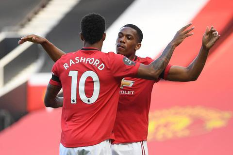 Man Utd 3-0 Sheffield United: Martial lập hat-trick