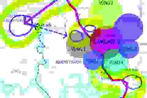 """Nguy cơ đô thị """"ma"""" bủa vây sân bay Long Thành"""