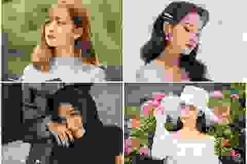 Top 4 gương mặt nữ sinh xinh đẹp, tài năng của Học viện Tài chính