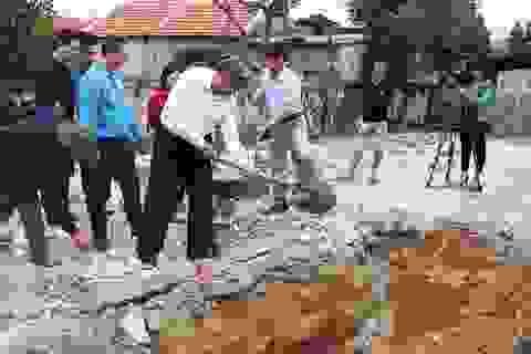 Đầu tư 1 tỷ đồng xây nhà nội trú cho giáo viên vùng khó khăn
