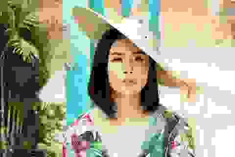 Hoa hậu Ngọc Hân trở thành nàng thơ, chứng tỏ tình bạn 15 năm với Hà Duy