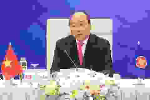 """ASEAN thông qua tuyên bố """"vượt thách thức, duy trì tăng trưởng"""""""