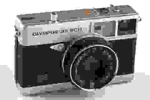 Olympus rút khỏi thị trường máy ảnh do ảnh hưởng từ smartphone