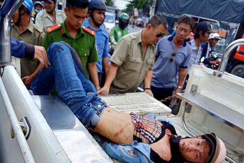 Quá khứ bất hảo của tên trộm xe đâm 2 người dân bị thương