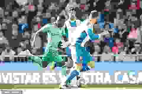Vượt ải đội cuối bảng, Real Madrid tiếp tục vững ngôi đầu bảng La Liga?