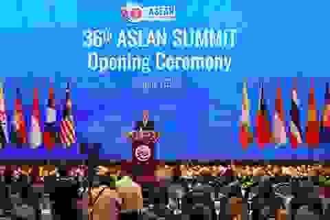 Báo chí quốc tế đưa tin đậm nét về Hội nghị Cấp cao ASEAN 36