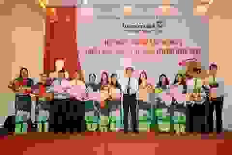 """Hiệu quả từ phong trào """"Người tốt, việc tốt"""" tại Vietcombank Bình Dương"""