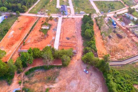 Tiếp tục dừng phân, lô tách thửa trên địa bàn huyện Phú Quốc