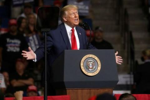 Nhà Trắng hối hả gia tăng bảo vệ ông Trump trước nguy cơ Covid-19