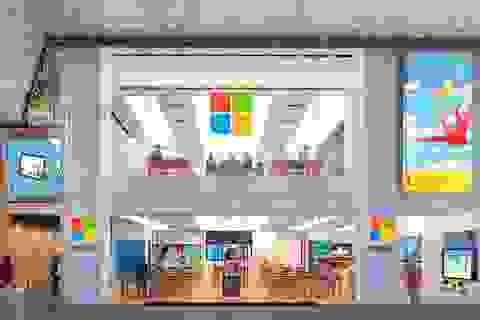 Microsoft đóng cửa vĩnh viễn cửa hàng bán lẻ
