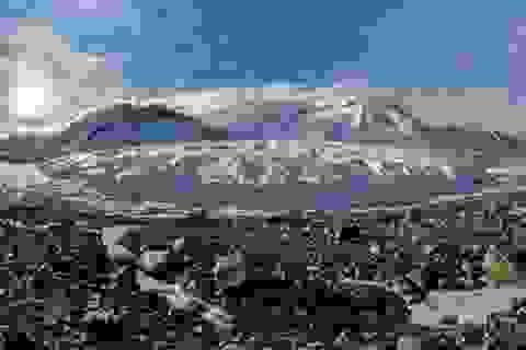 Nơi khô nhất không có mưa suốt hàng triệu năm, môi trường giống với sao Hỏa