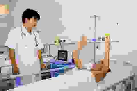 Cứu sống bệnh nhân xuất huyết não do vỡ phình dị dạng mạch não