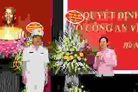 Giám đốc Công an Hà Nam làm Cục trưởng Cục Cảnh sát giao thông