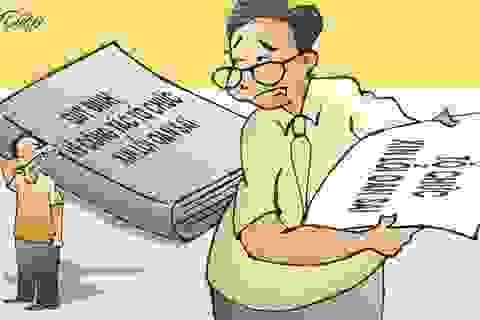Tiền không bồi thường được nỗi khổ nhục án oan!