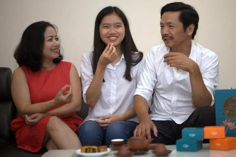 NSND Trung Anh chia sẻ những điều chưa bao giờ tiết lộ về vợ và hai con