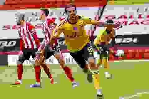 Ceballos ghi bàn thắng muộn, Arsenal vào bán kết FA Cup