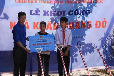 Nhiều hoạt động thiết thực hưởng ứng chiến dịch Thanh niên tình nguyện 2020