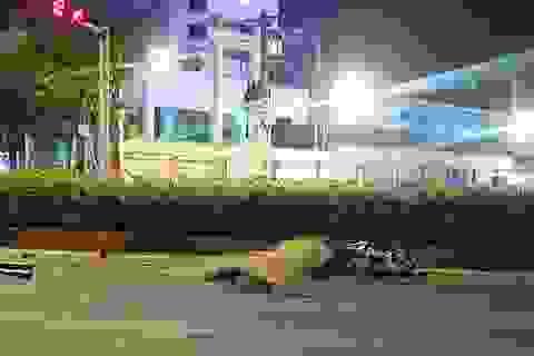 Đôi nam nữ chết thảm, nghi ô tô cỡ lớn gây tai nạn rồi bỏ chạy