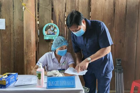 Thứ trưởng Bộ Y tế: Không để ổ dịch bạch hầu tại Đắk Nông bùng phát trở lại