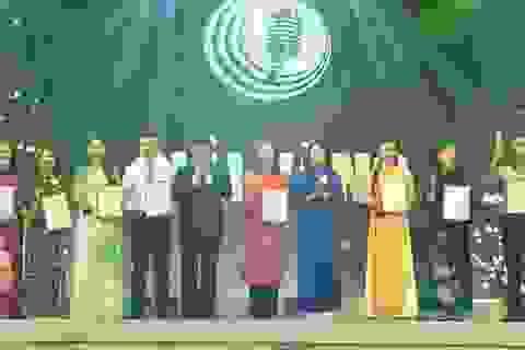 Trao 25 giải Vàng, 65 giải Bạc tại Liên hoan Phát thanh toàn quốc 2020