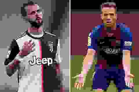 Juventus chiêu mộ thành công ngôi sao Barcelona