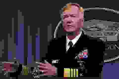 Đô đốc Mỹ cảnh báo Trung Quốc bành trướng ở Bắc Cực