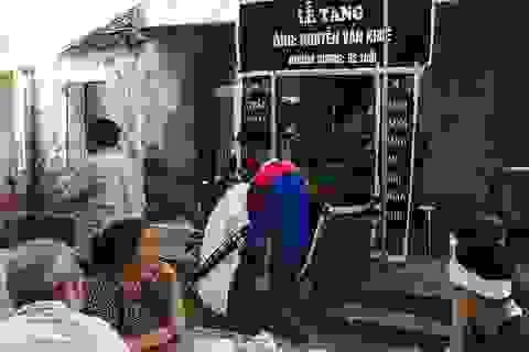 Hà Nội: Đối tượng tông nhân viên xe buýt tử vong ra đầu thú