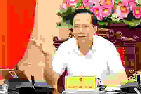"""Bộ trưởng Đào Ngọc Dung: """"Thu hút tài năng, Bộ mong tìm được người tài…"""""""