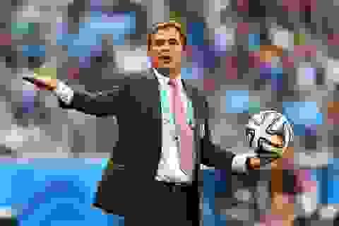 Tân HLV UAE tuyên bố quyết tâm vượt qua tuyển Việt Nam