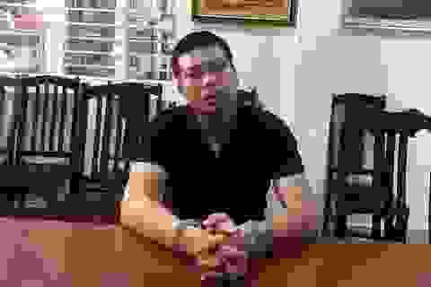 """Làm rõ hành vi của người phụ nữ """"bí ẩn"""" trong vụ cướp tiệm vàng ở Hà Nội"""