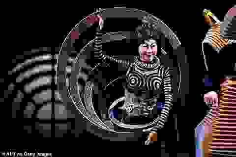 Công ty xiếc lớn nhất thế giới Cirque du Soleil phá sản
