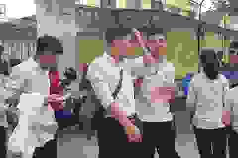 Khánh Hòa công bố 31 điểm thi tốt nghiệp THPT năm 2020