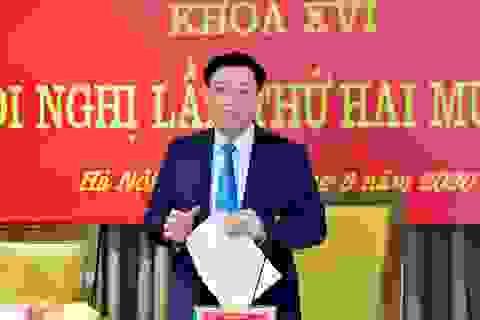 Bí thư Hà Nội: Hỗ trợ khó khăn cho doanh nghiệp để vực dậy nền sản xuất