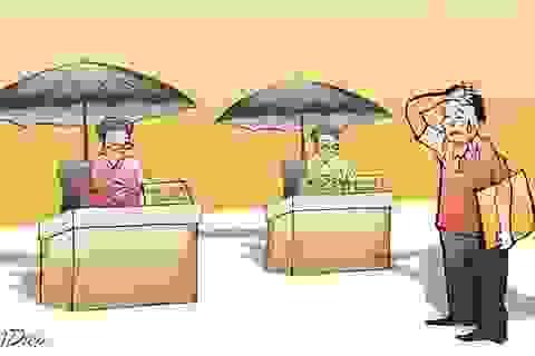 Công chức - nghề không có chỗ cho tư tưởng hưởng thụ, an nhàn