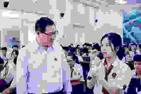 Đầu tư cho giáo dục STEM, học sinh Trường Hoàng Việt đạt giải thưởng Khoa học Kỹ thuật quốc gia