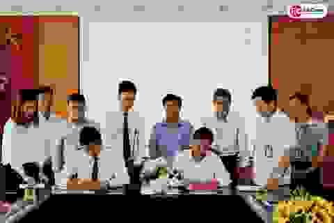 EduGo Group ký kết thỏa thuận hợp tác với Trường ĐH Điều Dưỡng Nam Định