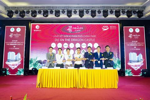 Lễ kick-off dự án The Dragon Castle Hạ Long quy tụ hơn 600 sales tham dự