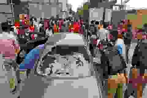 """Phiến quân Pakistan xả súng phản đối """"Vành đai và Con đường"""" của Trung Quốc"""