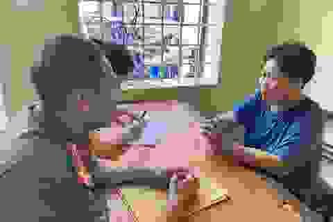 """Phá """"boong ke"""" ma tuý phức tạp giữa TP Thanh Hóa"""