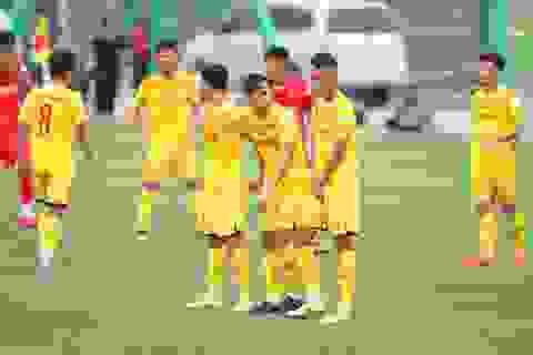 Cầu thủ Việt kiều Pháp bỏ dở trận đấu của U22 Việt Nam