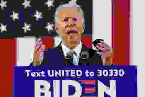 Ông Biden dọa trừng phạt Trung Quốc nếu đắc cử tổng thống