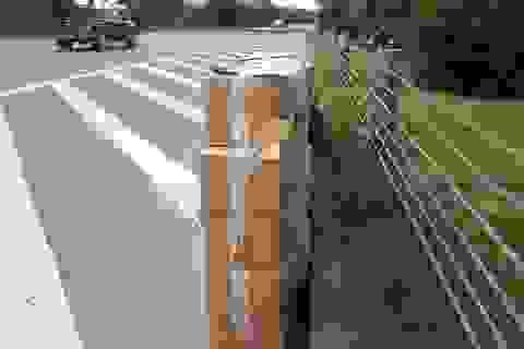 20 thùng thuốc tây hết hạn sử dụng vứt trên Đại lộ Thăng Long