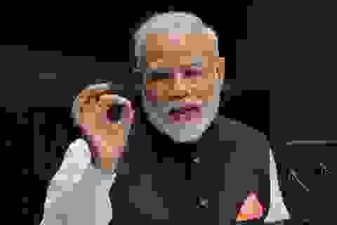 Mạng xã hội Trung Quốc xóa tài khoản của Thủ tướng Ấn Độ