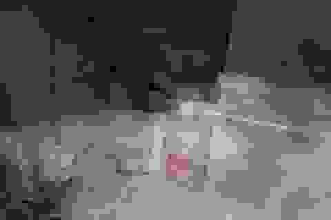 Nghi án vợ ghen tuông đốt phòng trọ làm chồng và con nhập viện