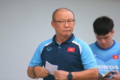 """HLV Park Hang Seo: """"Lứa U22 Việt Nam không mạnh như thời Công Phượng"""""""