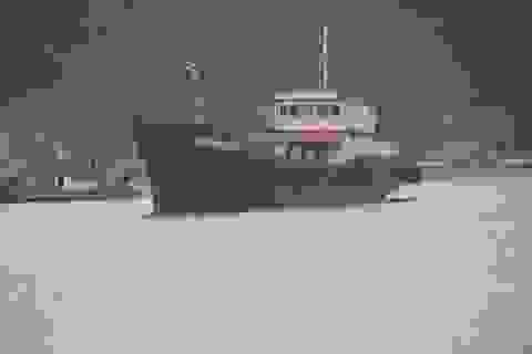 Phạt 1,8 tỷ đồng với 2 chủ tàu cá vi phạm vùng biển nước ngoài